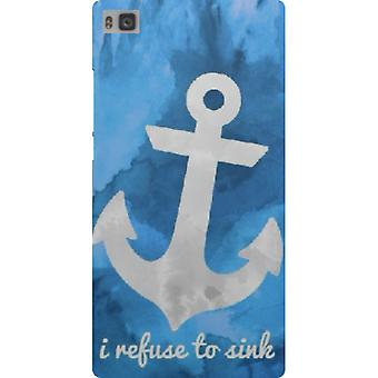 I refuse to sink cover for Huawei P8