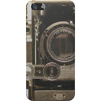 Vintage camera cover for iPhone 4/4