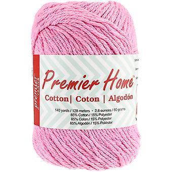 Home Cotton Yarn - Solid-Pastel Pink 38-8