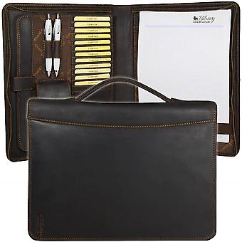 Greenland West Coast leather Conference folder