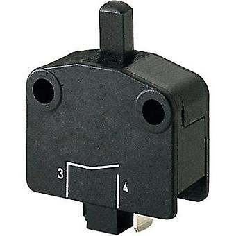 Pushbutton 380 Vac 16 A 1 x On/(On) Marquardt 1115.0101 IP40 momentary 1 pc(s)