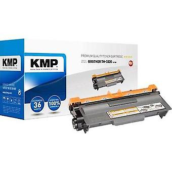 KMP Toner cartridge replaced Brother TN-3330 Compatible Black 3000 pages B-T88