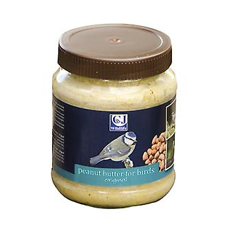 Cj Peanut Butter For Birds Original 330g (Pack of 8)