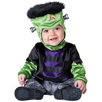 Monster-BOO Monster Frankenstein buksetrold drenge kostume