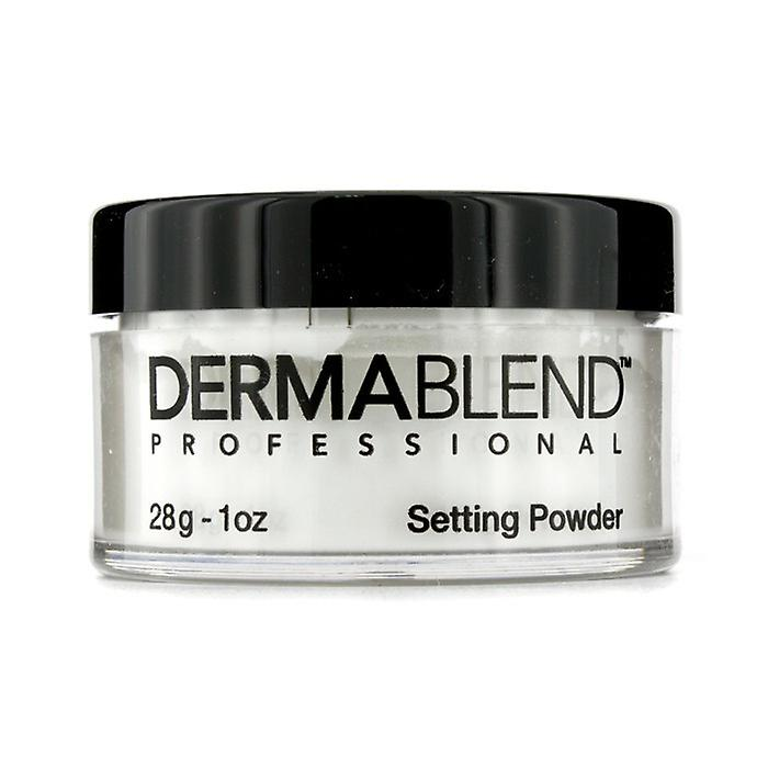Dermablend Loose Setting Powder (Smudge Resistant, Long Wearability) - Original 28g/1oz