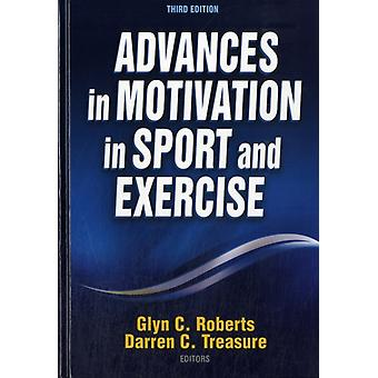 Advances in Motivation in Sport and Exercise 3rd Edition (Hardcover) by Roberts Glyn C Treasure Darren C