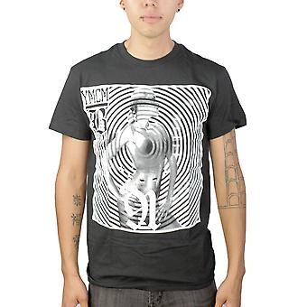 Cash Money Records YMCMB Hypnotize 91 Graphic Printed Men's Casual Black T-shirt