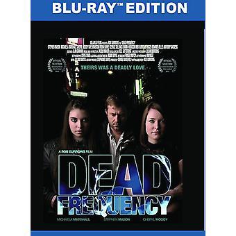 Døde frekvens [Blu-ray] USA importerer
