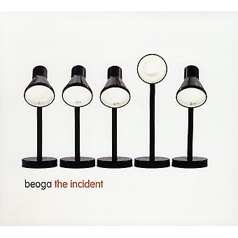 Beoga - Incident [CD] USA import