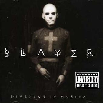 Slayer - Diabolus in Musica [CD] USA importerer