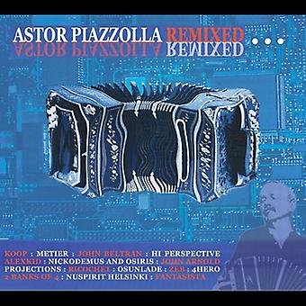 Astor Piazzolla Remixed - importación USA Astor Piazzolla Remixed [CD]