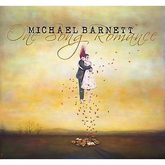 Michael Barnett - importar de USA una canción Romance [CD]
