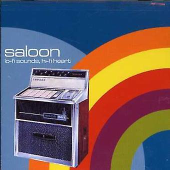Saloon - Lo-Fi Sounds Hi-Fi Heart [CD] USA import