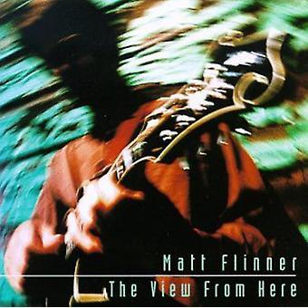 Matt Flinner - Se fra her [CD] USA import