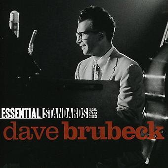 Dave Brubeck - Essential Standards [CD] USA import