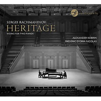 R. Rachmaninov - Rachmaninov: Arv [CD] USA import