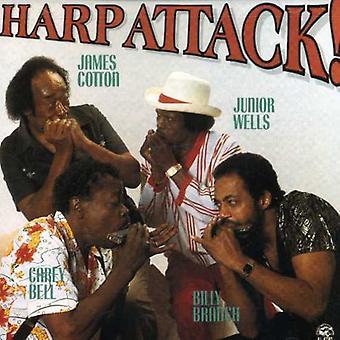 Harp Attack - Harp Attack [CD] USA import
