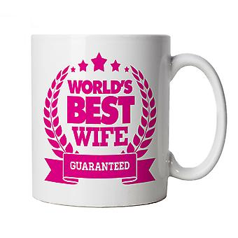 World's Best Wife, Novelty Mug