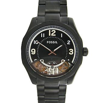 Fossil men's watch wristwatch twist black ME1151