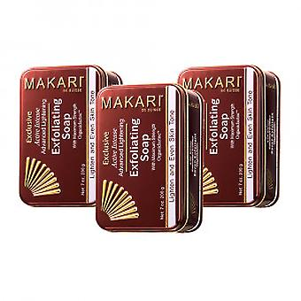 Makari Exclusive Exfoliating Soap - 3 Bars