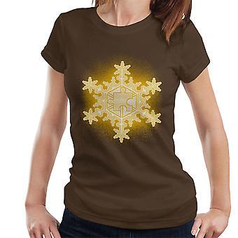 Jiggy Snowflake Banjo Kazooie Women's T-Shirt