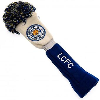 Leicester City Headcover Pompom (conductor)