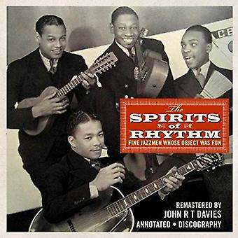 Spirits of Rhythm - Jazzmen Whose Object Was Fun-1933-19 [CD] USA import