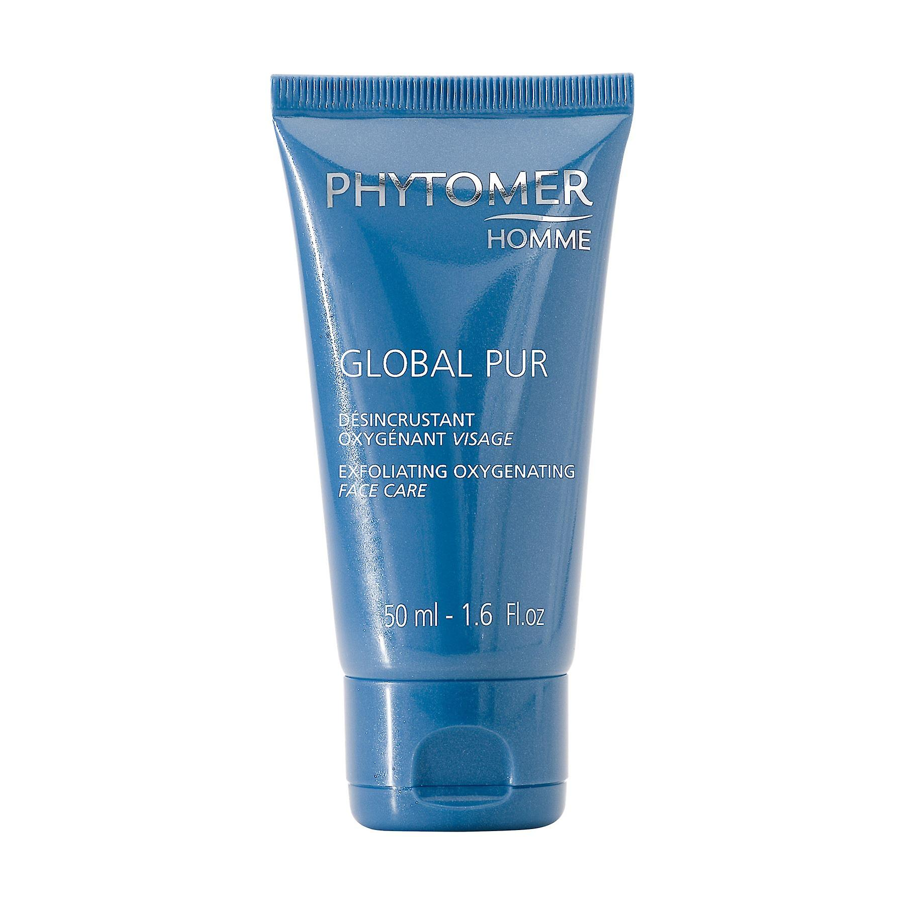 Phytomer Homme Global Pur Exfoliating Oxygenating Face Care 50ml