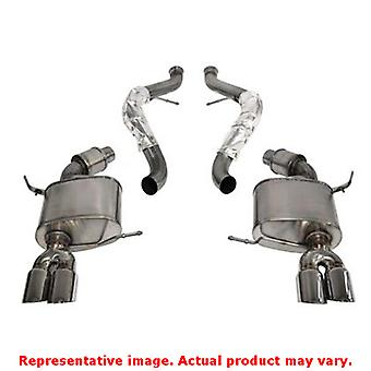 CORSA Performance Cat Back Exhaust 14568 Polished Fits:BMW 2008 - 2011 M3  Conv