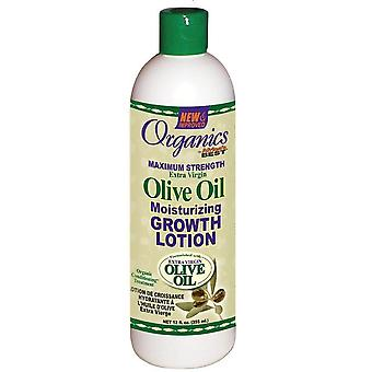 Africa's Best Organic Olive Oil Growth Lotion 12oz