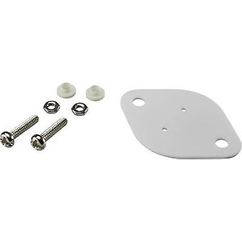 Semiconductor mounting set (L x W) 42 mm x 30 mm Suitable for TO 3 SCI