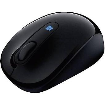 Wireless mouse Optical Microsoft Sculpt Mobile Mouse Black