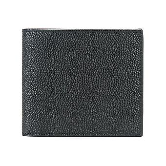 Thom Browne men's MAW023A00198001 black leather wallets