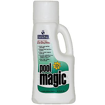 Natural Chemistry 03722 Pool Magic 1 Liter