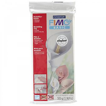 Fimo Fimo lucht drogen Clay White 500 gram