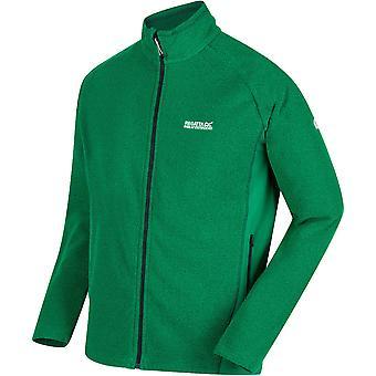 Regatta Mens Tafton Polyester Lower Zip Pocket Fleece Jacket