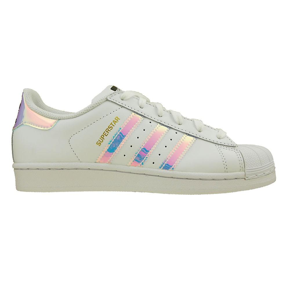 Adidas Superstar J AQ6278 Universal Kinder ganzjährig Schuhe