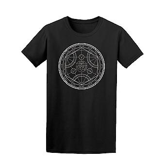 Esoteric Modern Design Tee Men's -Image by Shutterstock