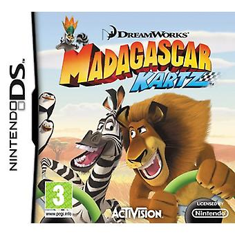 Madagascar Kartz (Nintendo DS)