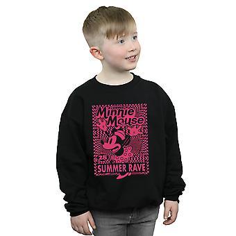 Disney Boys Minnie Mouse Summer Party Sweatshirt