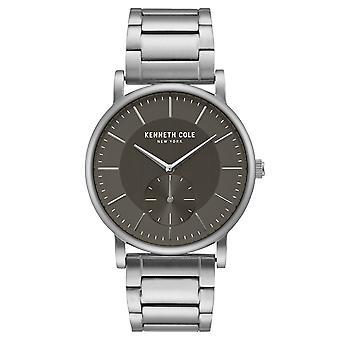 Kenneth Cole New York men's wrist watch analog quartz stainless steel KC50066001