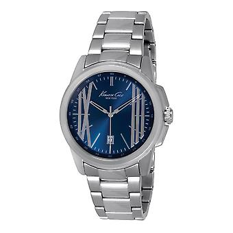 Kenneth Cole New York men's wrist watch analog stainless steel 10018779 / KC9386