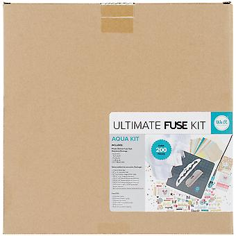 We R Ultimate Fuse Kit - US Version-Aqua