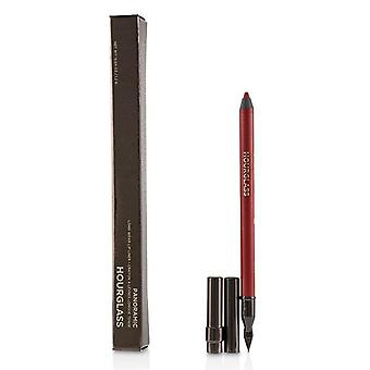 Hourglass Panoramic Long Wear Lip Liner - # Raven - 1.2g/0.04oz