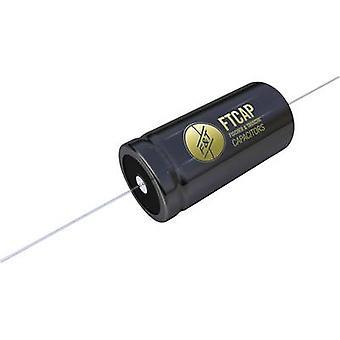 Bipolar del condensador 4 μF 100 v CC, 35 V AC 10% (Ø x L) 10 x 30 mm FTCAP 1010900-50303 1 PC