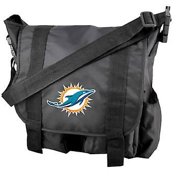 マイアミのイルカ NFL プレミアムおむつバッグ