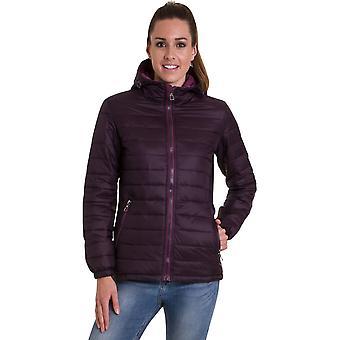 Outdoor Look Womens/Ladies Killin Hooded Quilt Coat Jacket