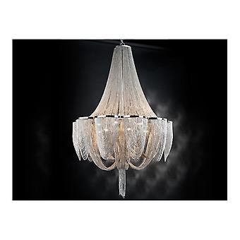 Шуллер, потрясающие супер современные Минерва штраф цепь 15 люстра лампа