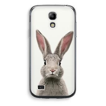 Samsung Galaxy S4 Mini Transparent Case - Daisy