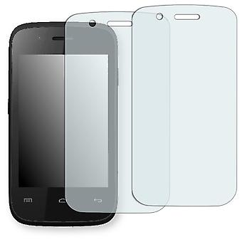 WIKO Ozzy display protector - Golebo crystal clear protection film